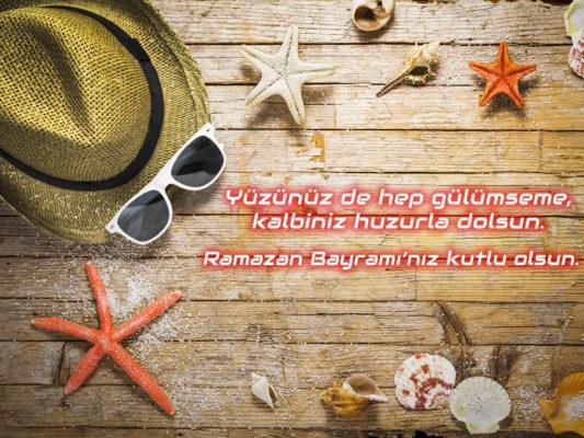 Ramazan bayramınızı kutlu olsun!