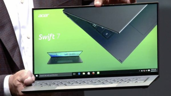 acer swift 7 görseli
